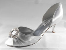 NINA (CRYSTAH SATIN PUMP) WOMEN'S SIZE 10 WIDE BRAND NEW!!