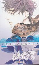 COELACANTH tome 1 Shimotsuki manga VF shojo