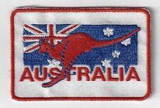 AUSTRALIAN FLAG IRON ON or Sew Onpatch BUY2 GET 1 FREE