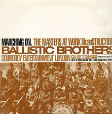BALLISTIC BROTHERS - MARCHING ON -The masters at work ricanstructions - SOUNDBOY