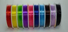 3m Fil Elastique Nylon 0.8mm, Pour bracelet et vos decoration bijoux