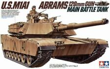 TAMIYA 1/35 U.S. M1A1 ABRAMS 120mm Gun Main Battle Tank Model Kit NEW from Japan