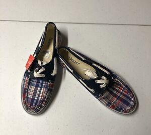 Dexter Women's Shoes Checkered Multicolor Size 6 =#B184