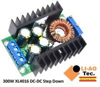 300W XL4016 DC-DC Max 9A Step Down 5-40V to 1.2-35V Adjustable Power Supply