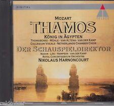 Mozart: Thamos / Der Schauspieldirektor (Auszüge) - Harnoncourt - Amsterdam