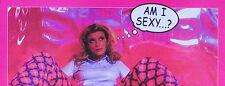 Lords of Acid 1999 Am I Sexy Original Promo Poster
