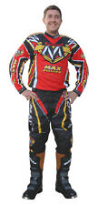 WULFSPORT MOTOCROSS MOTORBIKE MAICO MAX RACE SHIRT AND PANTS SUIT