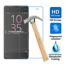 9H Premium Tempered Glass Screen Protector for Sony Xperia XA F3111 F3113 F3115