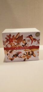 Clarins 12-Day /pc  Beauty Advent Calendar Holiday edition NIB unopened