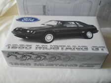 GMP 1985 Ford Mustang GT Black 1:18 Diecast RARE