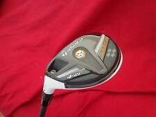 Taylormade Rescue 2011 #4 21* Adjustable L/H Aldila RIP 65 R-Flex