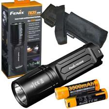Fenix TK35UE 2018 3200 Lumen LED Tactical Flashlight w/ 3500mAh batteries TK35