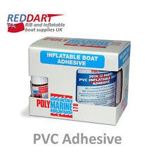 PVC Adhesive, 2 Part, 250ML, inflatable boat, dinghy, RIB repair kit glue