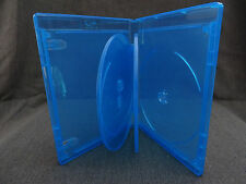 BLU-RAY PREMIUM COVER / CASES SINGLE 5 DISC - 14MM - QUANTITY 2 ONLY