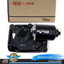 GENUINE 02-05 Fits Kia Sedona 3.5L Windshield Wiper Motor Front OEM 0K53A-6734Y