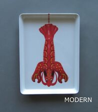 JEFF KOONS LOBSTER MELAMINE TRAY : FRENCH IMPORT : LIMITED EDITION