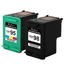 CB327FN Printer Ink Replacement Cartridge HP-98 HP-95 HP98 HP95 HP 98 HP 95 NEW