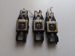 Matchbox Powertrack slot car racing spares - 3 chassis and engines....