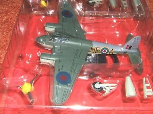 MOSQUITO FB Mk.VI 143-th RAF NE-A model diecast IXO 1:72 metal