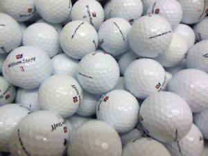 48 Wilson STAFF DX2 SOFT Lake Golf Balls - PEARL / GRADE A - from Ace Golf Balls