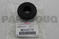 MB430775 Genuine Mitsubishi CUSHION,FR DIFF MOUN
