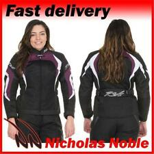 Women's Summer Vented Textile Motorcycle Jackets