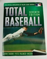 Total Baseball Book ~ Hardcover (7th Edition 2001)