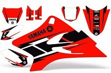 Full Graphic Kit for Yamaha TTR50 TTR 50 Dirt Bike Stickers MX Moto Decal HURR