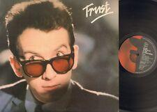 Elvis Costello TRUST 1981 LP NMINT Riviera Global F BEAT Records