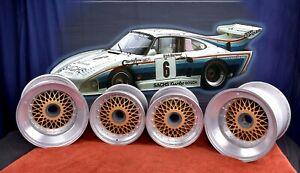 Porsche 935 K3 BBS E57 original Wheels Rims Felgen Center-Lock-911 RSR + tires