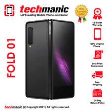 Samsung Galaxy Fold 5G - 512GB - Cosmos Black (Unlocked) Smartphone