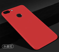 For Huawei Honor 7 8 9 10 Lite 5C 6X 7X Matte Slim Silicone Soft TPU Case Cover