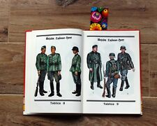 WW2 THE GERMAN UNIFORMS 1939 - 45 ** units badges plates