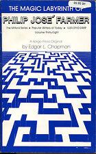 The Magic Labyrinth of Philip Jose Farmer by Edgar L. Chapman-Borgo Press 1st