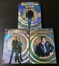 Quantum Leap Dvd Box Sets - Seasons 1-3 Great Condition!