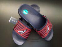 NAUTICA Women's Wake Breeze  Slide Sandal Slipper Flip Flop Size 7/8/9/10