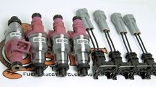 440cc Toyota Celica MR2 Corolla Starlet Paseo Custom Turbo Fuel Injectors Bosch