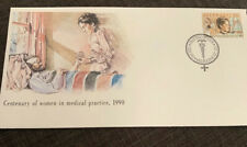 1990 Centenary Of Women In Medical Practice Apo Fdc