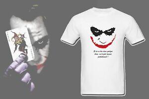 T-shirt HOMME jocker