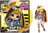LoL Surprise OMG POP BB REMIX WINTER CANDYLICIOUS SNOWLICIOUS CRYSTAL STAR GOLD