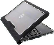 """Gumdrop DropTech Dell Latitude 11"""" 3190 Case DT-DL3190/3180 CS-BLK Black Clear"""