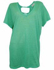 Sheego Kurzarm Damenblusen, - tops & -shirts aus Polyester