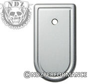 for Springfield XD-S Mag Plate Base 9MM 40 45 Silver Plain