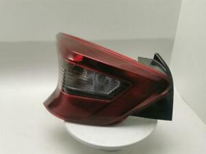 Nissan Micra 2016 On 5 Door Hatchback N/S Passengers Side Rear Lamp Light LH