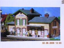 Faller 110104 H0 Bahnhof Kirchbach Neuenfeld Bausatz NEU