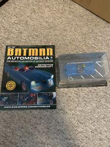 Batman Automobilia - Eaglemoss: Issue 19 - Batmobile from Detective Comics #371