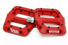 <Red> Race Face Chester Platform Mountain Bike Pedals 9/16""