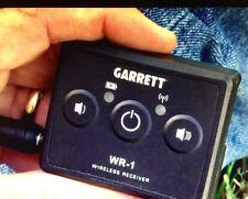 Garrett Z-Lynk Wireless Audio For Metal Detectors, For Detectors With  1/4 H/P