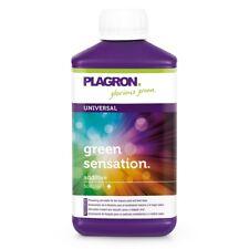 Plagron Green Sensation 1L 1 Litre - Plant Nutrient Official Flowering Booster