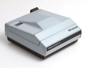 Polaroid image system E Sofortbildkamera für den Image Sofortbildfilm